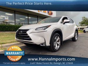 2017 Lexus NX for Sale in Raleigh, NC