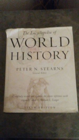The Encyclopedia of world history for Sale in Cleveland, OH