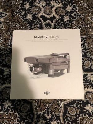 DJI MAVIC 2 ZOOM for Sale in Chicago Heights, IL