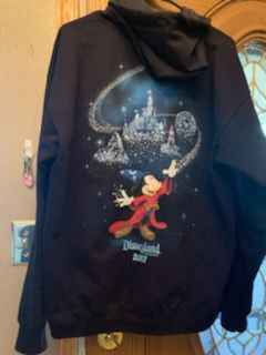 Disneyland Mickey Mouse and pals woman's sweatshirts shirt for Sale in Las Vegas, NV