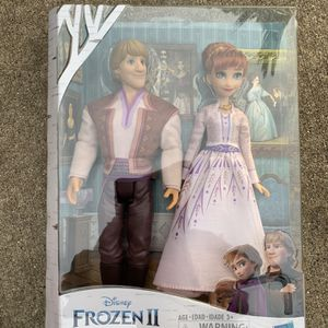 Anna And Kristoff Dolls for Sale in Naperville, IL