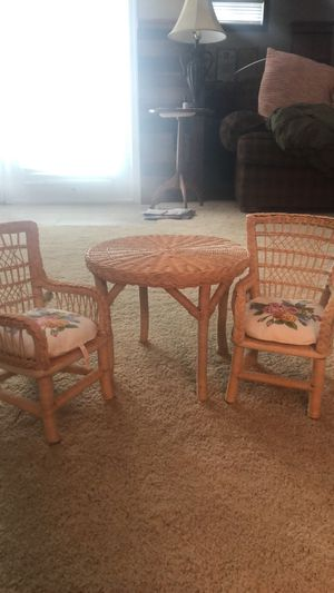 American girl doll Samantha dining set for Sale in Ashburn, VA