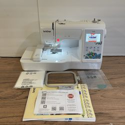 Embroidery Machine by Brother for Sale in Fresno,  CA