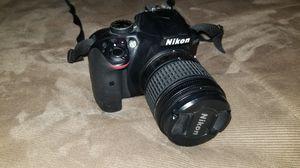 Nikon D3300 for Sale in Spokane, WA