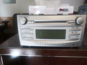 CD player for Toyota Camry for Sale in Clearwater, FL