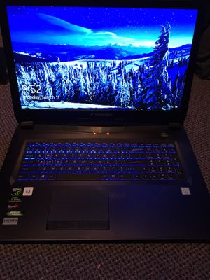 PowerSpec 1710 Gaming Laptop - GTX 1070 - i7 - 16GB for Sale in Edwardsville, IL