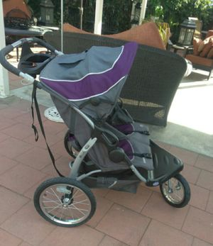 Baby Trend Double Jogger stroller for Sale in Colton, CA