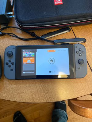 Nintendo switch V1 for Sale in Winter Hill, MA