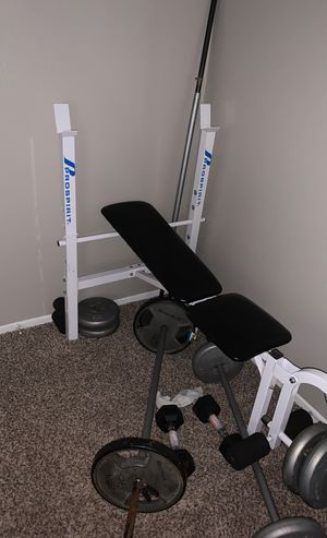 Weight bench for Sale in Irving, TX