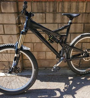 Intense enduro mountain bike Large (Downhill, All mountain, tracer, dh, dj) for Sale in Santee, CA