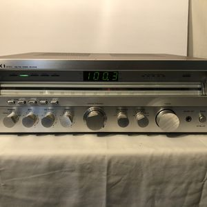 LXI Series AM/FM Stereo Receiver Model 564.92581050 Made for Sears & Roebuck for Sale in Harrison, NY