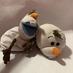 Frozen: Olaf Tsum Tsum AND Plushie Hat for Sale in Santa Ana, CA