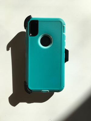 iPhone X iPhone XS defender case for Sale in Eatontown, NJ