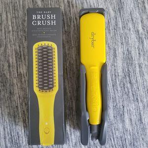 Heated Straightening Brush for Hair - The Brush Crush | Drybar for Sale in Fort Worth, TX