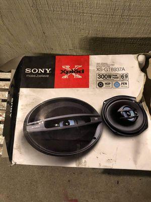 Bocinas Sony nuevas for Sale in Long Beach, CA
