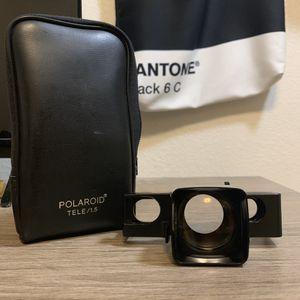 Polaroid SX-70 Tele 1.5 Lens #119A for Sale in Pullman, WA