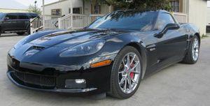 2009 Chevy corvette z06 2LZ RWD coupe for Sale in San Antonio, TX