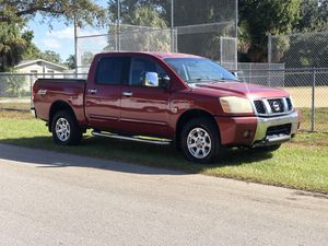 2004 Nissan Titan for Sale in Tampa, FL