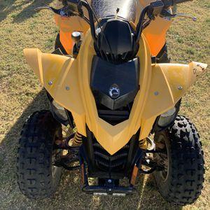 Quad ATV Dirt Bike 2007 Can Am 250 Automatic for Sale in San Bernardino, CA