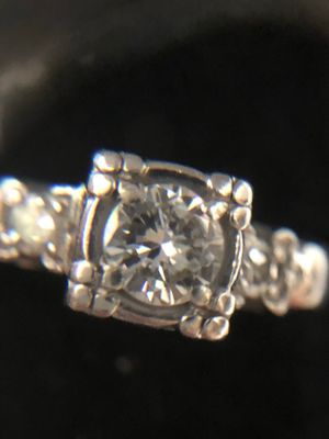 .7 CT Three Stone Natural Diamond Engagement Ring for Sale in Falls Church, VA