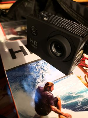 1080 HD Action Camera + Accessories Kit for Sale in Poway, CA