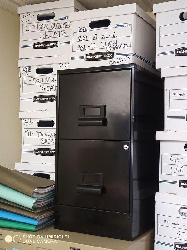 FREE 2 door filing cabinet