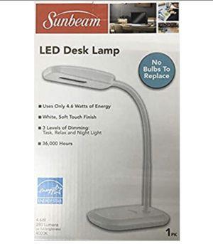 Sum Bean Desk Lamp for Sale in Upper Marlboro, MD