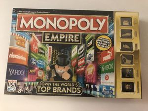 Monopoly Empire Board Game for Sale in West Covina, CA