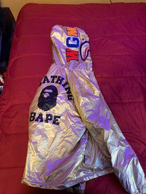 Bape flip side Jacket for Sale in Stone Mountain, GA