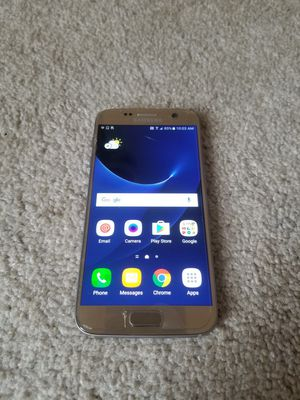 SAMSUNG GALAXY S7 for Sale in Clarksburg, MD
