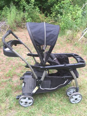 Sit and stand double stroller for Sale in Irmo, SC