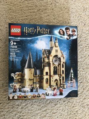 LEGO Harry Potter Hogwarts Clock Tower 75948 for Sale in Beaverton, OR