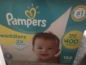 Pampers for Sale in Concord, CA