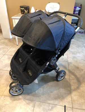 City mini double stroller great condition for Sale in Medley, FL