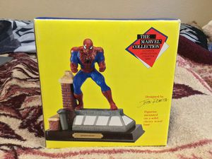 Marvel Collection Spider-Man limited edition for Sale in Perris, CA