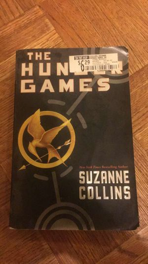 Hunger Games Book for Sale in Charlotte, NC