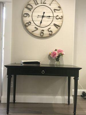 Nice wooden desk for Sale in Denver, CO