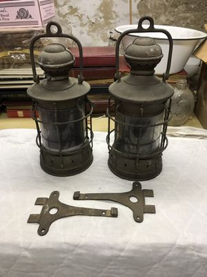 Antique Carriage Lanterns for Sale in Palmyra, NJ