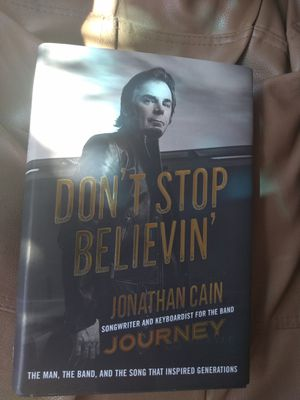 Don't Stop Believing by Jonathan Cain for Sale in Fort Worth, TX
