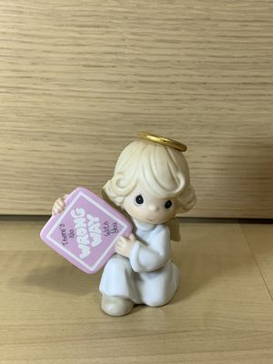 precious moments figurines There Is No Wrong Way With You 649473 for Sale in Los Angeles, CA