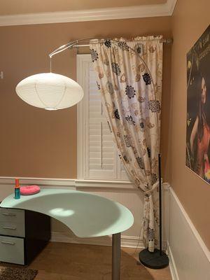 Arc floor lamp for Sale in Delray Beach, FL