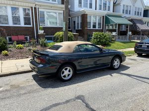 1998 GT Mustang V8 automatic for Sale in Penn Valley, PA