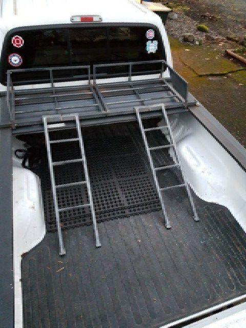 Honda 4 Wheeler For Sale >> Truck Bed ATV Rack - by Rizerback for Sale in Olympia, WA - OfferUp