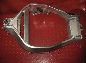 2000-2001 Honda CBR 929 cbr929 cbr929rr damaged Frame for Sale in Sewaren, NJ