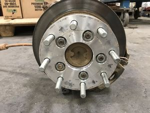 5 lug to 8 lug wheel adapters for Sale in Lucas, TX
