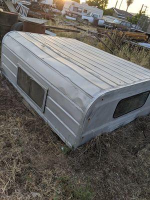 Old aluminum camper for Sale in Porterville, CA
