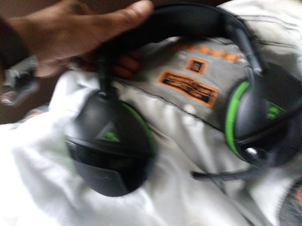 Turtle Beach wireless gaming headphones