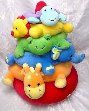 Koala baby toy 18 in plush jumbo stacking ring for Sale in Virginia Beach, VA