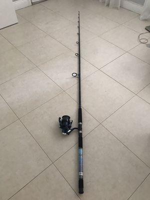 Fishing rod shock wave pro precision for Sale in Miami Beach, FL
