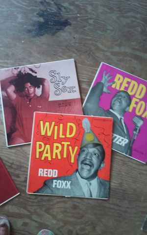 Red Foxx 3 vinyl records very good condition. for Sale in Crestview, FL